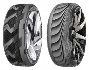 Tyre giant Goodyear's latest innovation in tyre technology