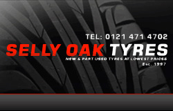 SELLY OAKS TYRES