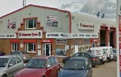 Kingsway Tyres Peterborough