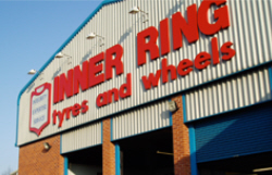 INNER RING TYRES AND WHEELS